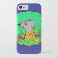 einstein iPhone & iPod Cases featuring Einstein by Popnyville