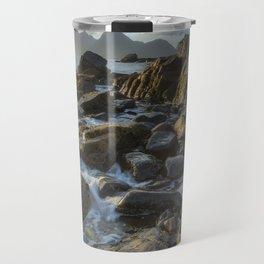 The Cuillin From Elgol Travel Mug