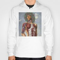 apollo Hoodies featuring Apollo by DIVIDUS