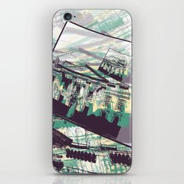 White House Graphic iPhone Skin