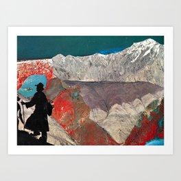 # Sobrevivência Periférica Art Print