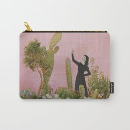 The Wonders of Cactus Island Carry-All Pouch