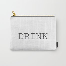 DRINK Kitchen Instructions  Carry-All Pouch