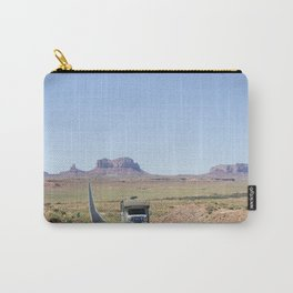 Monument Valley road trip Carry-All Pouch