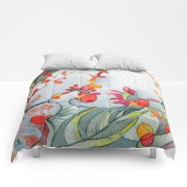 Paisaje de primavera  Comforters