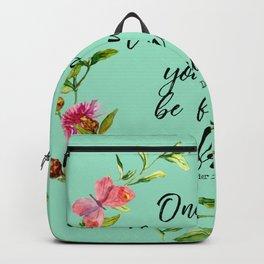 Forever Free Backpack