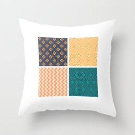 Piecemaker Patchwork Quilting Crafting Hobby Gift Throw Pillow