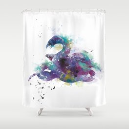 Occamy Shower Curtain
