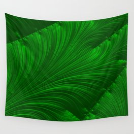 Renaissance Green Wall Tapestry