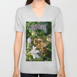 Zugzwang Honey Bumbler Unisex V-Neck