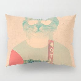 Cool Cat Pillow Sham