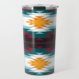 Native American Inspired Design Travel Mug