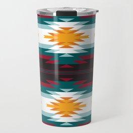 Native American Inspired Design Travel Mug