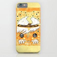 Fat Berts window iPhone 6s Slim Case