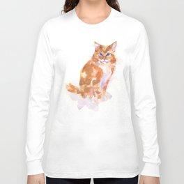 Tiger Rose Long Sleeve T-shirt