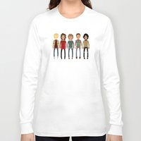 cargline Long Sleeve T-shirts featuring Christmas Sweaters by cargline