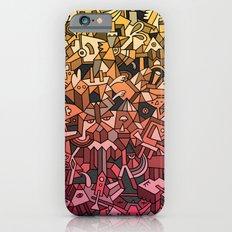 Captain Crumb iPhone 6s Slim Case
