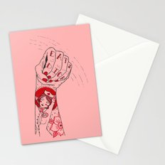 EAT a DICK Stationery Cards