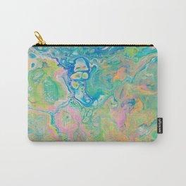 Paint Ball Rainbow Carry-All Pouch