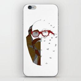 barbudo iPhone Skin