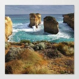 Twelve Apostles Australia Coast Canvas Print