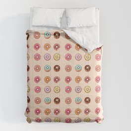 Is their such a thing as too many donuts? Comforters