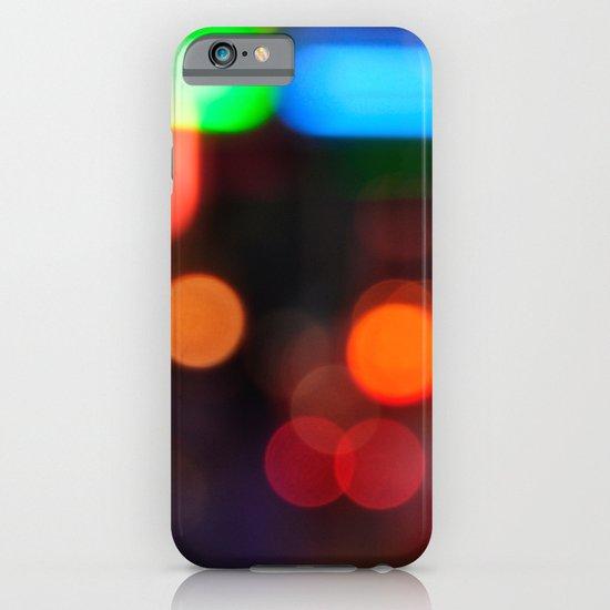 Night Light Colors iPhone & iPod Case