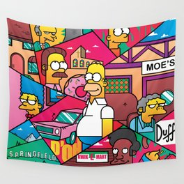 The Simpson Wall Tapestry