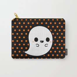 Cute spooky ghost Carry-All Pouch