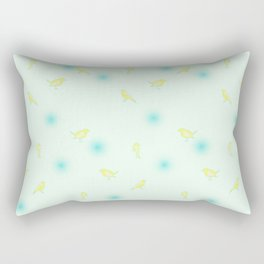 Joy Birds Rectangular Pillow