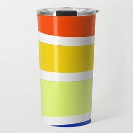 Pattern 2018 002 Travel Mug