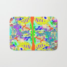Baby in Utopia-Enkhbulgan Selenge Bath Mat