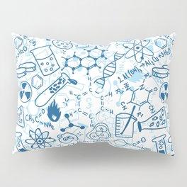 School chemical pattern #2 Pillow Sham
