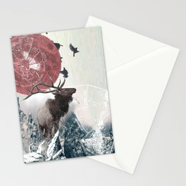 The Nature of Analysis Stationery Cards