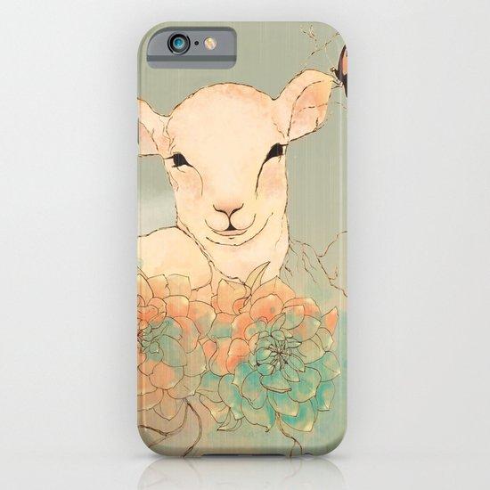 Lamb iPhone & iPod Case