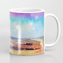 Nags Head Pier Coffee Mug