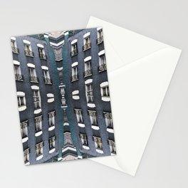 London patterns Stationery Cards