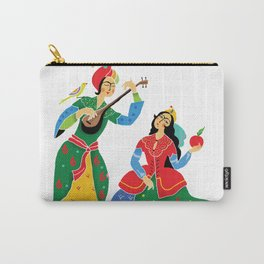 Nowruz /Persian New Year Carry-All Pouch