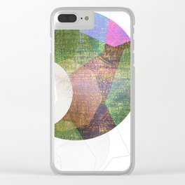 LIGHTS #NEW PERSPECTIVE Clear iPhone Case