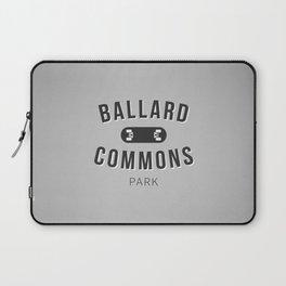 Ballard Commons Park Laptop Sleeve