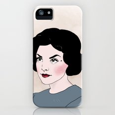 Audrey Horne iPhone (5, 5s) Slim Case