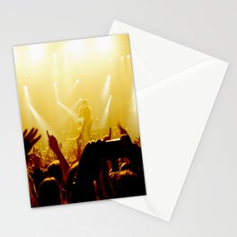 The Kooks at New York City Stationery Cards