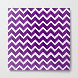 ERIN ((violet)) Metal Print