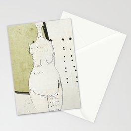 « à corps perdu » Stationery Cards