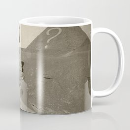 The Sphinx in time Coffee Mug