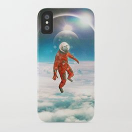 Floater iPhone Case