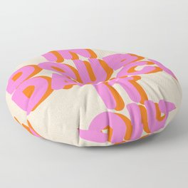 Dance it out Floor Pillow
