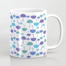 Umbrella pattern Coffee Mug