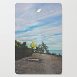 Sky reflections Cutting Board