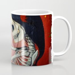 Day of the Dead Lovers Coffee Mug